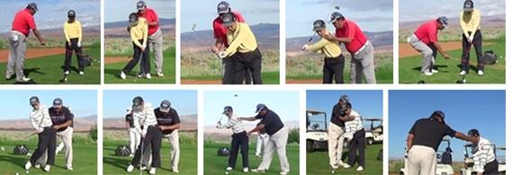 66歳K様が「まだ100を切った事がないので100を切りたい。」とゴルフ留学に来られ、88のベストスコアーをだされました。